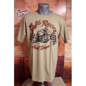 Tee shirt Café Racer Head Down