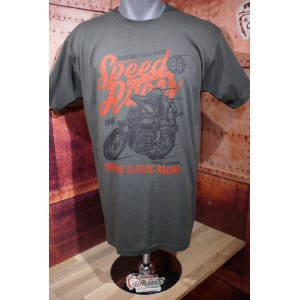 T shirt speed racer 86