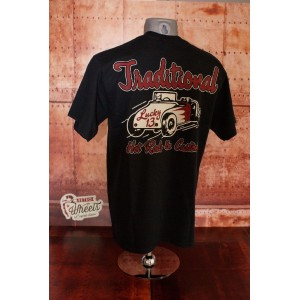 Tee-shirt LUCKY 13 Traditional Men's