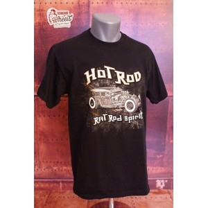 Tee shirt Hot Rod Spirit