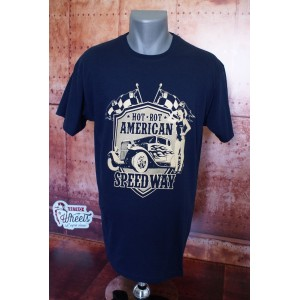 Tee shirt Hot Rod American
