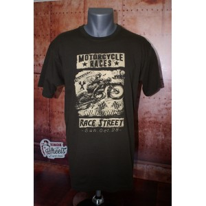 Tee shirt Motorcycle Races