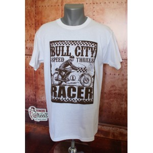 Tee shirt Bull City Racer