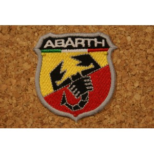 Patch Abarth
