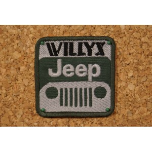 Patch Jeep Willis