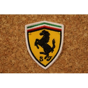 Patch Ferrari